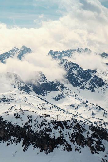 Montañas de Baqueira Beret - Guía de Baqueira Beret